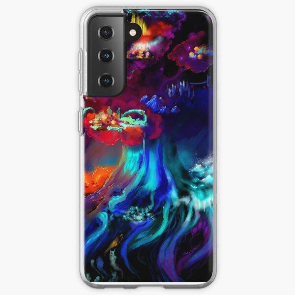 Yggdrasil, the World Tree Samsung Galaxy Soft Case
