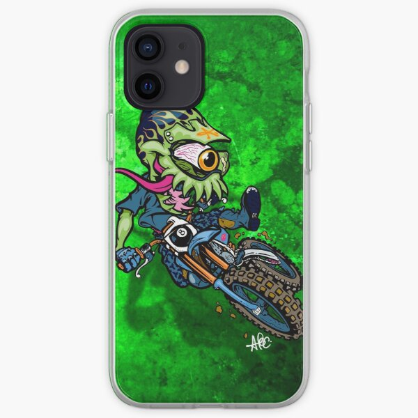 MX Monster iPhone Soft Case