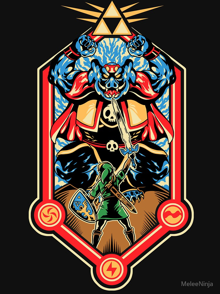Epic Triforce of the Gods | Unisex T-Shirt