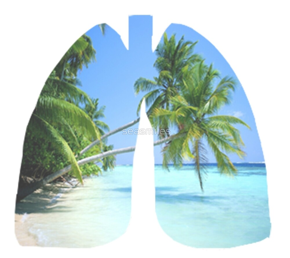 Paradise Lungs by seasmiles