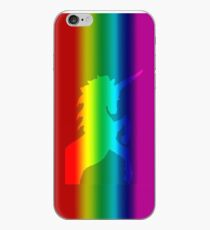 Vinilo o funda para iPhone Rainbow Unicorn Phone Cover