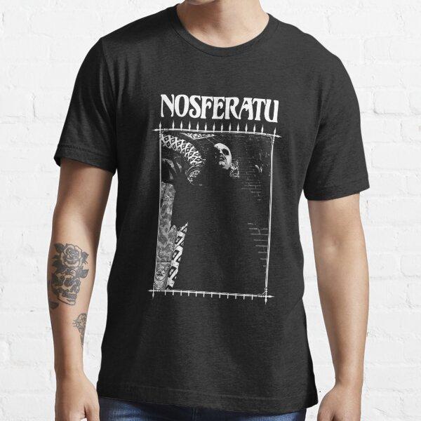 Masquerade Clan: Nosferatu Retro Essential T-Shirt
