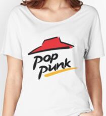 POP PUNK! Women's Relaxed Fit T-Shirt
