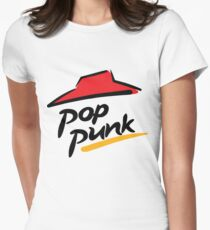 POP PUNK! Womens Fitted T-Shirt