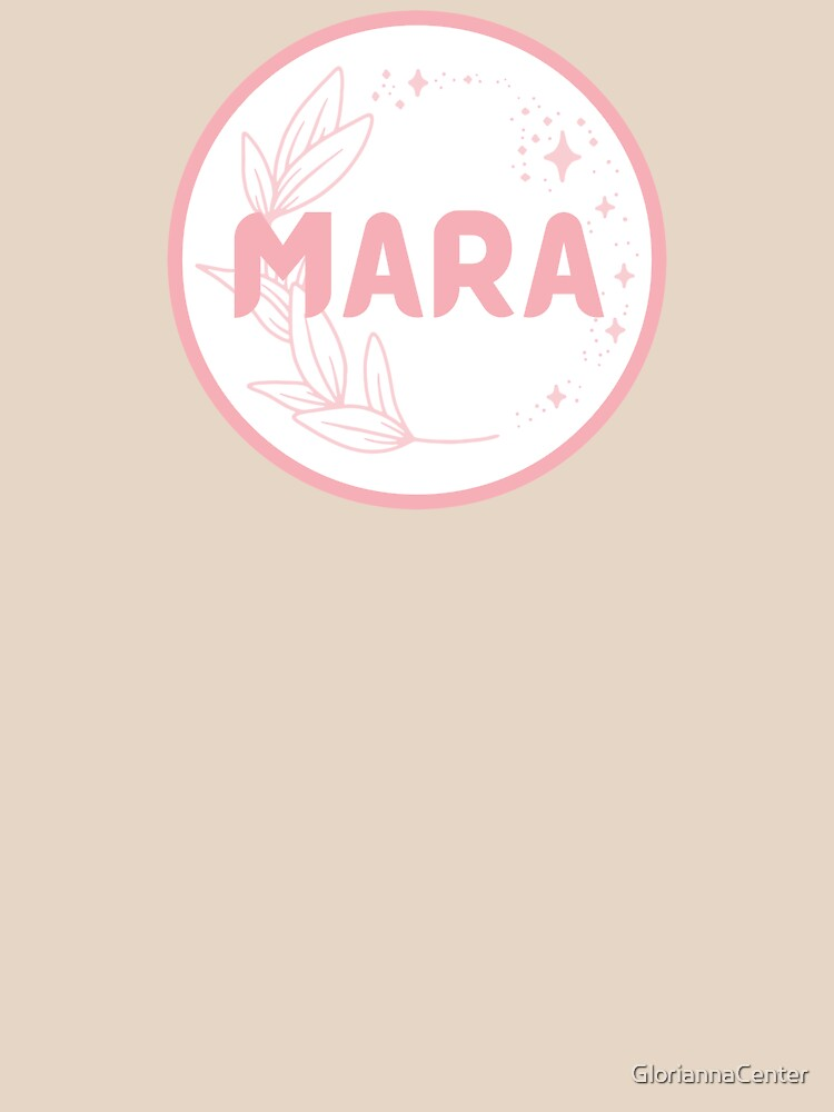 Mara by GloriannaCenter