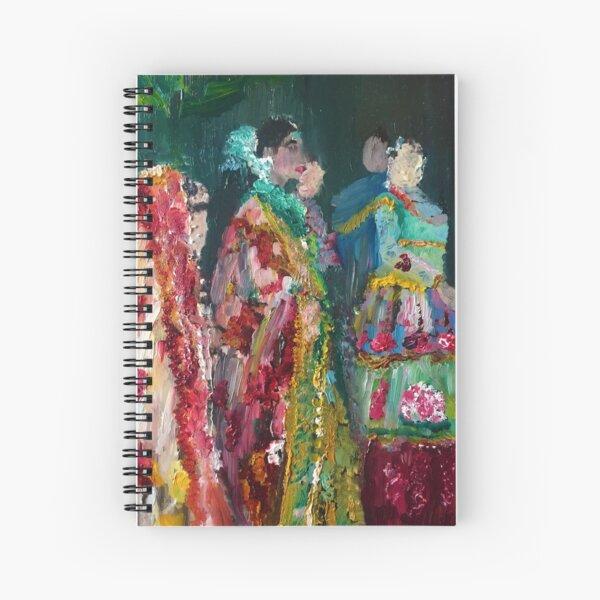International Womxn's Day Spiral Notebook
