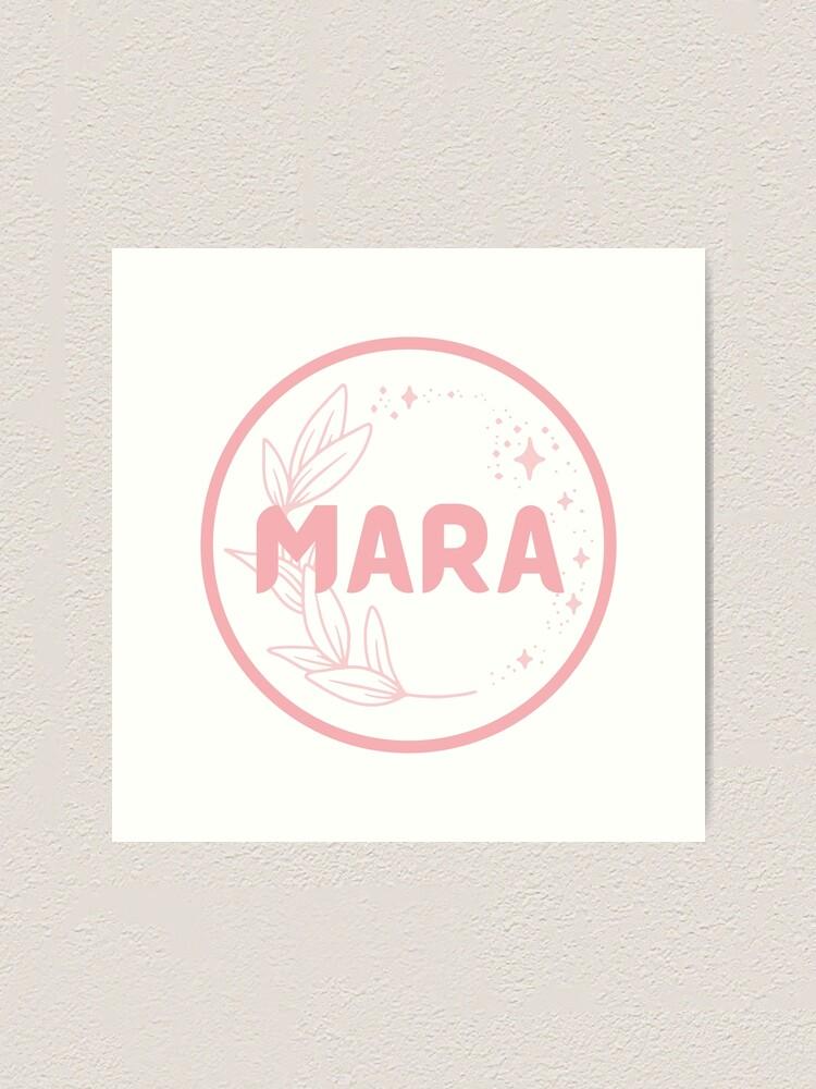 Alternate view of Mara Art Print