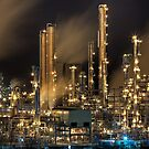 Grangemouth Refinery (2) by Karl Williams
