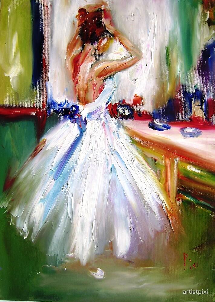 Our little ballerina by artistpixi