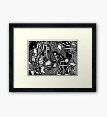 10. Framed Print