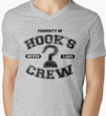 Part of the Crew Men's V-Neck T-Shirt