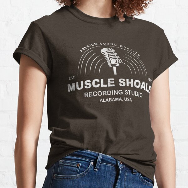 Muscle Shoals Recording Studio Distressed (Official) Classic T-Shirt