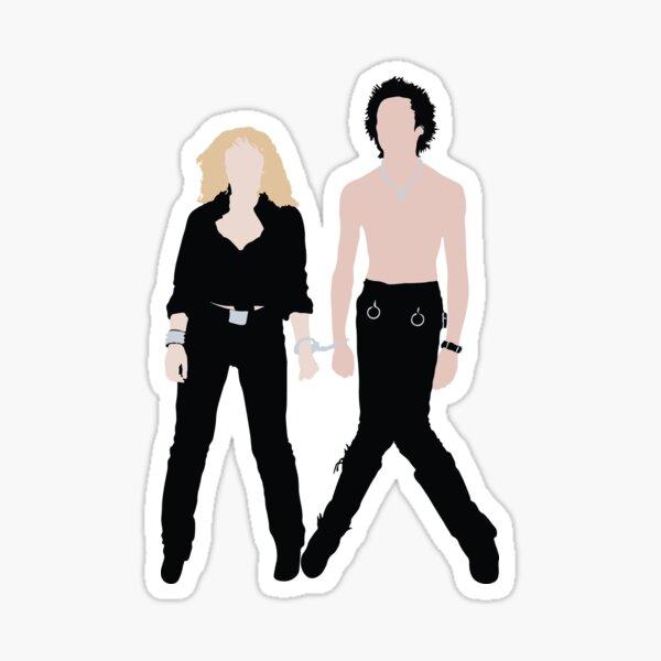 Sid and Nancy Sticker