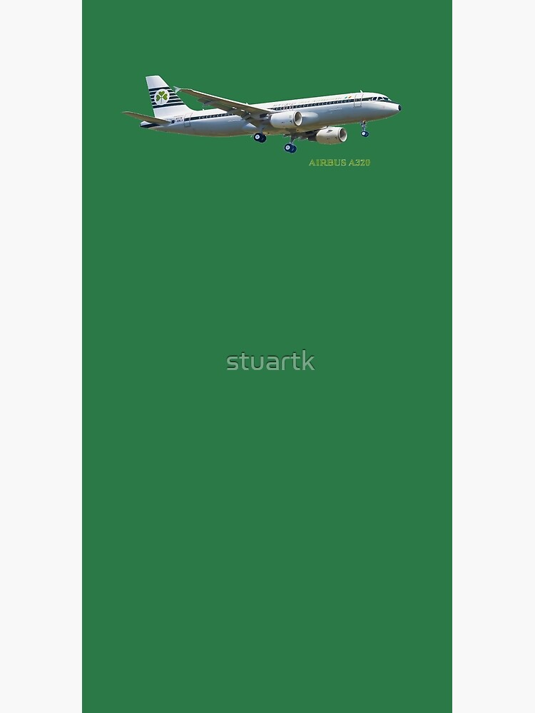 Aer Lingus Airbus A320  by stuartk