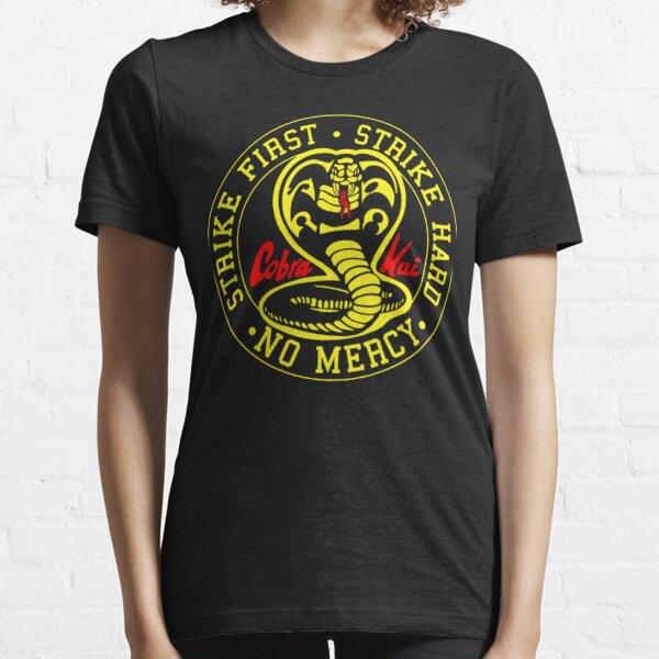 Cobra Kai Vintage Tri-Blend Shirt ,Cobra Kai Karate Kid Inspired Kids Essential T-Shirt