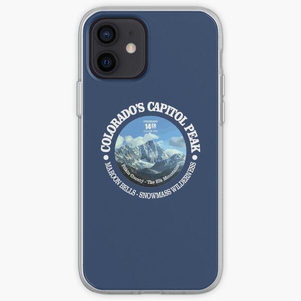 Capitol Peak (P) iPhone Soft Case