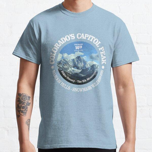 Capitol Peak (P) Classic T-Shirt