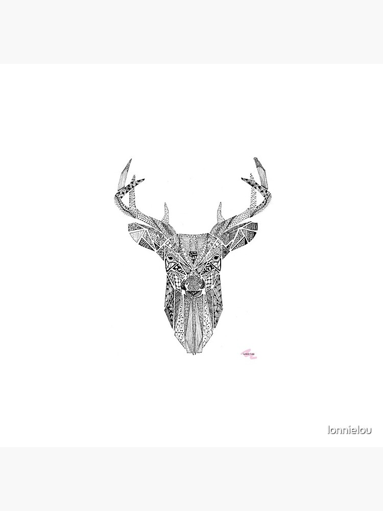 Mr Stag by lonnielou