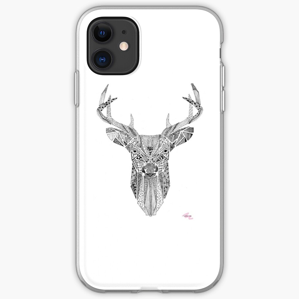 Mr Stag iPhone Case & Cover