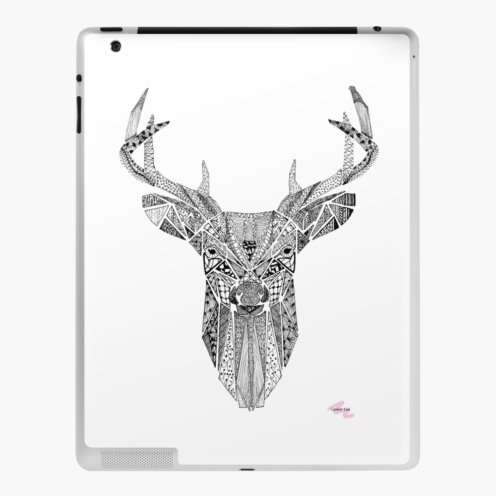 Mr Stag iPad Case & Skin