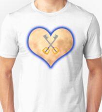 Kingdom Hearts Keys Unisex T-Shirt