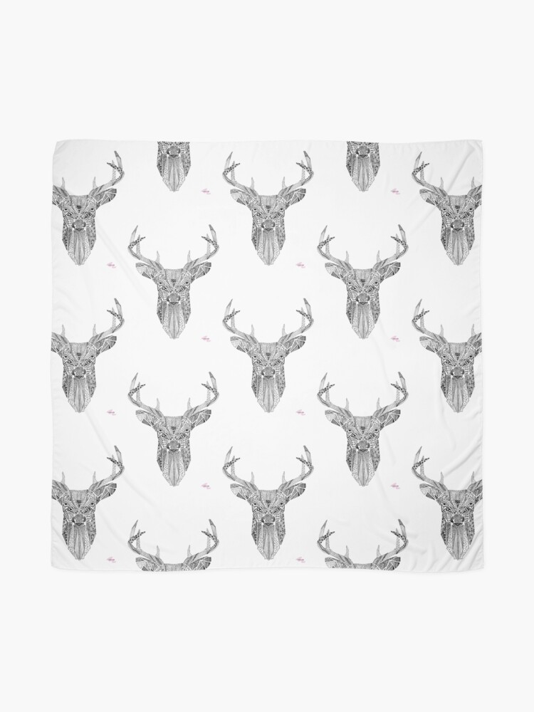 Alternate view of Mr Stag Scarf