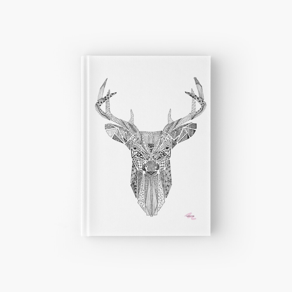 Mr Stag Hardcover Journal
