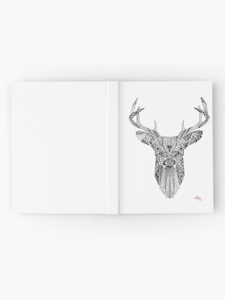 Alternate view of Mr Stag Hardcover Journal