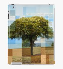Setting Summer Sun - Photo Montage iPad Case/Skin