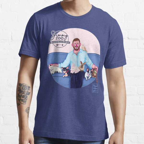 Jimmy Zoo  Essential T-Shirt