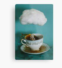 storm in a teacup no.3 Metal Print