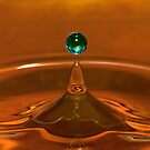 Water Drop by T M B