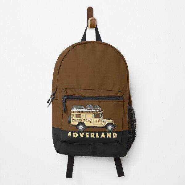 #OVERLAND Backpack