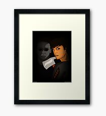 Michael and Laurie Framed Print