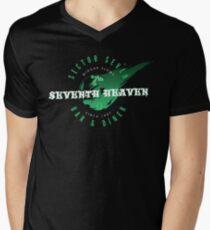Seventh Heaven Men's V-Neck T-Shirt