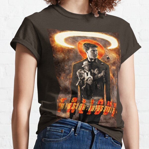 Mission Impossible : Fallout poster  Classic T-Shirt