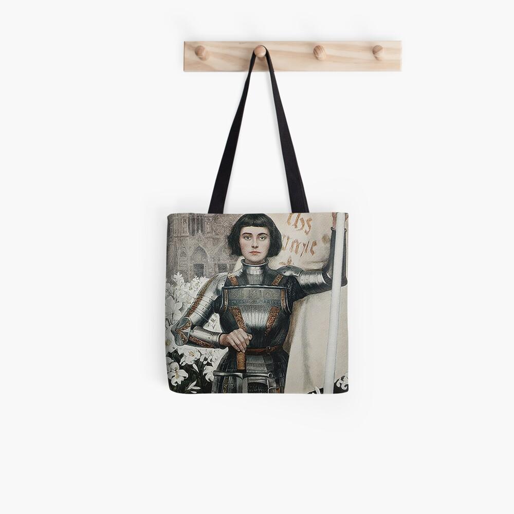 Joan of Arc- Albert Lynch Tote Bag