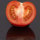 Half a Tomato by DPalmer