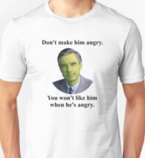 Fred Rogers Smash! T-Shirt
