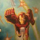 Iron Man by imajica