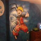 Naruto Wall Mural by imajica