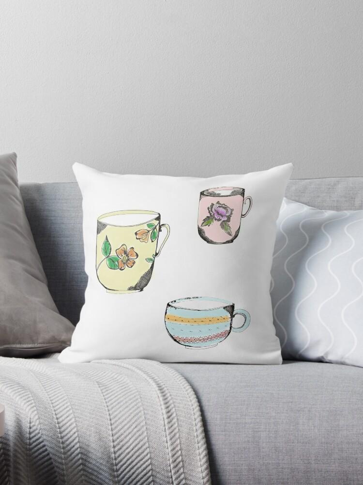 3 cups of tea by jenniferrizzo
