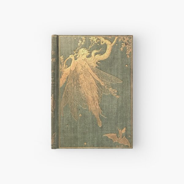 The Olive Fairy Book Hardcover Journal