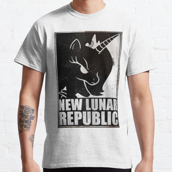 New Lunar Republic propaganda Classic T-Shirt