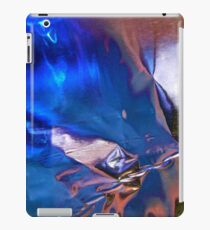 Blue i-pad case #11 iPad Case/Skin
