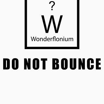 Wonderflonium: Do Not Bounce! - Doctor Horrible Inspired Shirt! by spot-on