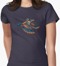 Thunderbird Womens Fitted T-Shirt