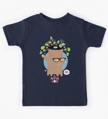 Anna Log Kids Clothes