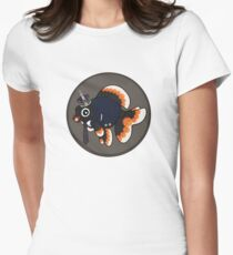 Goldfish Moriarty Women's Fitted T-Shirt