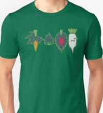 They came from Vegita Unisex T-Shirt